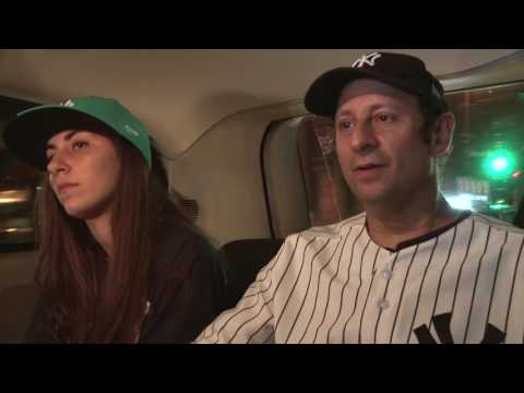 Boston Cab Yankees Fans