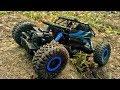 MUD RC TRUCK!! RC mud trucks 4x4 Rock Crawler | Unboxing & Testing | amazing experiment |