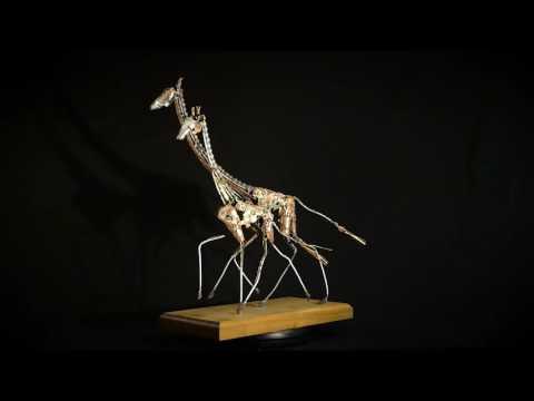 Serengeti Shuffle by Frank Cole