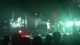 12 Apocalyptica - Fisheye. Live Auditorio Nacional Mexico 2012
