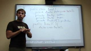 ООП, классы и объекты - Занятие 3 - Java практика