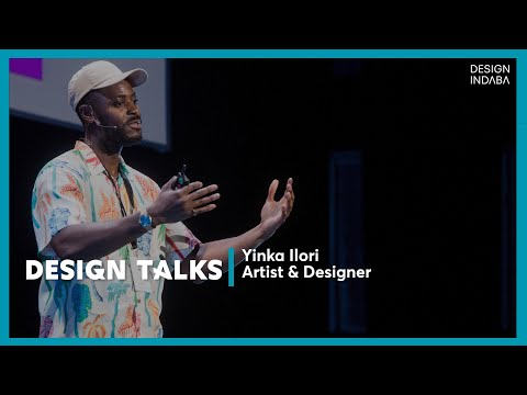 Yinka Ilori on telling stories through furniture design