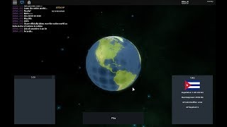 "Taking over THE ENTIRE WORLD ""Rise of Nations"" Roblox"
