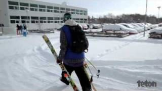 Iceland Schoolyard Ski Jibbing - One For The Road Almost Live - Episode 8