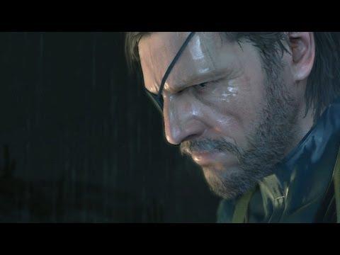 Metal Gear Solid 5: The Phantom Pain | ТРЕЙЛЕР (GDC 2013)
