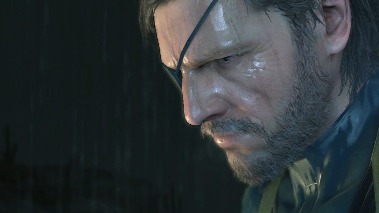 Metal Gear Solid 5: The Phantom Pain | ТРЕЙЛЕР (GDC 2013)