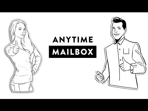 Overview of Anytime Mailbox private label virtual mail platform