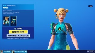 NEW SKIN in TODAY's STORE in FORTNITE!!! 😱 ITEM SHOP SEPTEMBER 14
