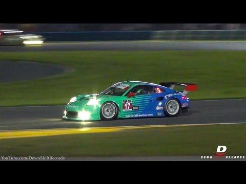 Porsche 911 RSR & GTD Class // On-Track at Daytona