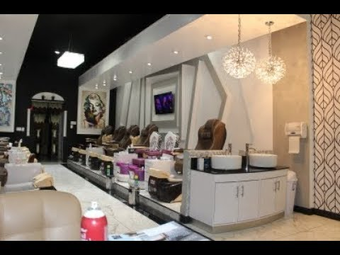 OLIO NAILS & SPA - THE BEST NAIL SALON IN INDIANA (Designed by iFOSS 7145567895)