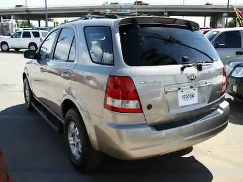 2006 Kia Sorento for sale in Dallas, Texas. BAD CREDIT FINANCING
