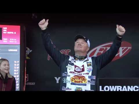 FLW Tour | Lake Guntersville | Winning Moment