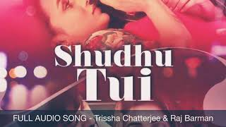 Shudhu Tui | Villain | Full Audio Song | Trissha Chatterjee | Raj Barman | Amlaan | Ankush | Mimi mp3 song download