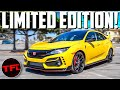 I finally Drive The 2021 Honda Civic Type R Limited Edition! Is It Worth Nearly $44,000?