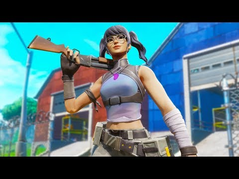 *NEW* TILTED TOWN & AUTOMATIC SNIPER GAMEPLAY! (Fortnite Battle Royale)