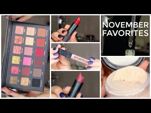 November 2016 Favorites | Bailey B.