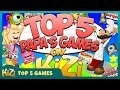 [Kizi Games] → Top 5 Papa's Games