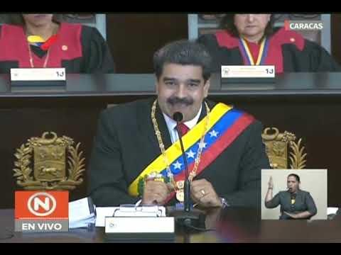 Maduro cerrará embajada y consulados de Venezuela en EEUU y ratifica ruptura de relaciones