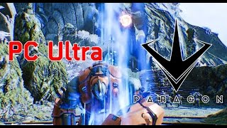Paragon - PC Ulтra 1440p - 3D MOBA by Epic Games