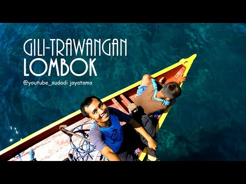 gili trawangan lombok indonesia most beautiful island