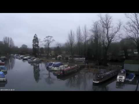 Port Meadow Oxford 2017