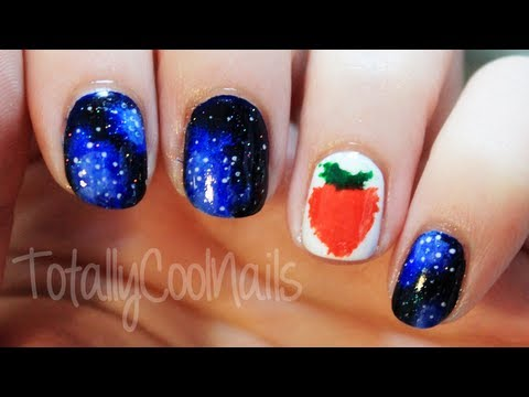 Across The Universe Movie Inspired Nail Art Totallycoolnails Youtube