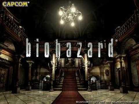 Resident Evil Remake Soundtrack Save Heaven