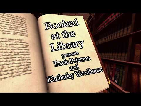 Booked at the Library Tracie Peterson and Kimberley Woodhouse Jan 25 2018