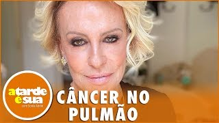 """Baixar """"Ana Maria Braga cogitou se internar para tratar vício contra o cigarro"""", diz colunista"""