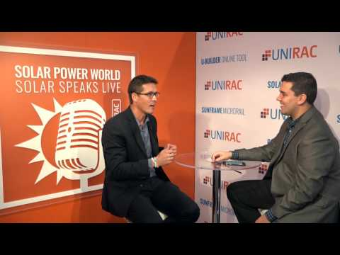 Unirac CEO Peter Lorenz offers insight on the business of solar mounting