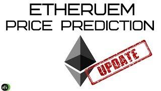 ETHEREUM (ETH) PRICE PREDICTION - UPDATED