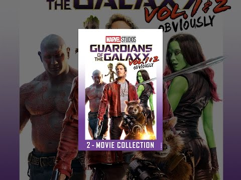 Guardians of the Galaxy VOL. 1 & 2 | 2 - MOVIE COLLECTION Mp3
