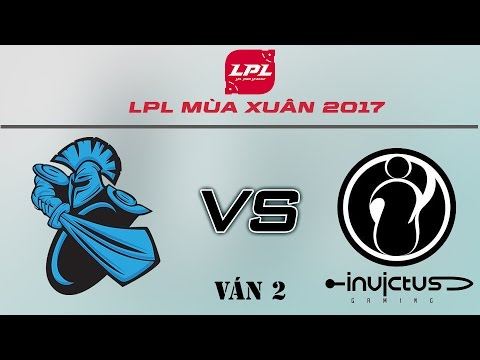 [18.04.2017] NB vs IG [LPL Xuân 2017][Playoffs - Ván 2]