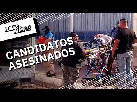 ¿Cuántos candidatos han matado en México?