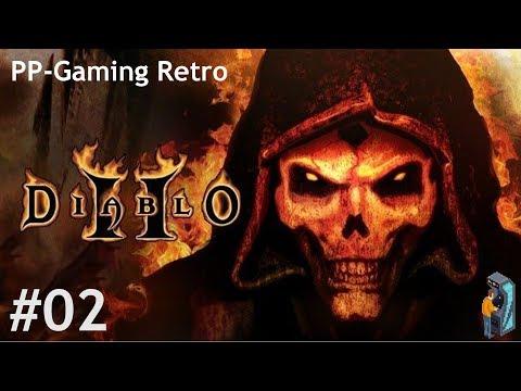 Diablo II 💀 Let's Play #02   Höhle Des Bösen   PP-Gaming Retro [ Akt 1 Deutsch Gameplay HD ]