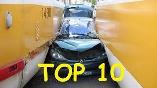 TOP 10 Crash Compilation of 11 01 2017