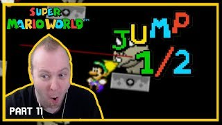JUMP 1/2 - A monster of a SMW romhack [Part 11]
