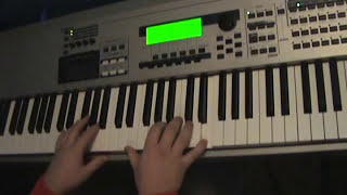 Piano Cover - Hallucination (David Bowie & Trevor Jones) Labyrinth