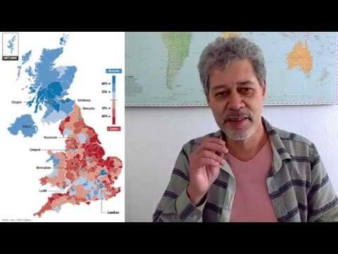 Brexit: as periferias decidiram pela saída