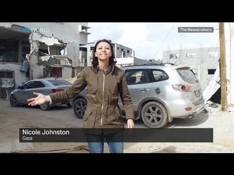 The Newsmakers: Rebuilding Gaza
