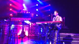 "James Maslow: ""Shot In the Dark"", Heffron Drive: ""Art of Moving On"" #GrandPrairie"