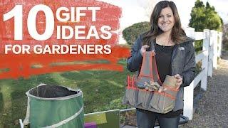 10 Gift Ideas for Gardeners // Garden Answer