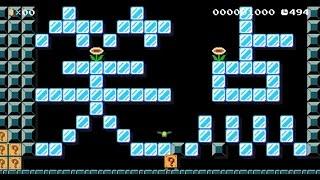 スーパーマリオメーカーで笑点のテーマ演奏してみた Super Mario Ma…