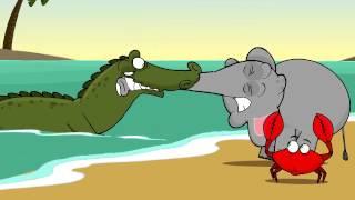 Az elefánt ormánya (eredetmese)