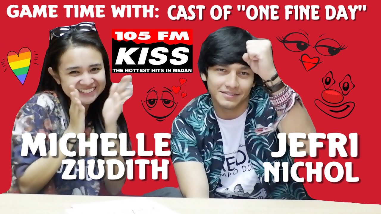 GAME TIME With Michelle Ziudith & Jefri Nichol (cast Of
