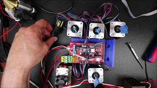 RAMPS 1.4 - Multi-Extruder
