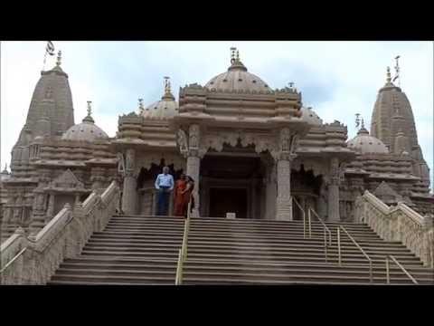 Swaminarayana Temple At Chino Hills, California!