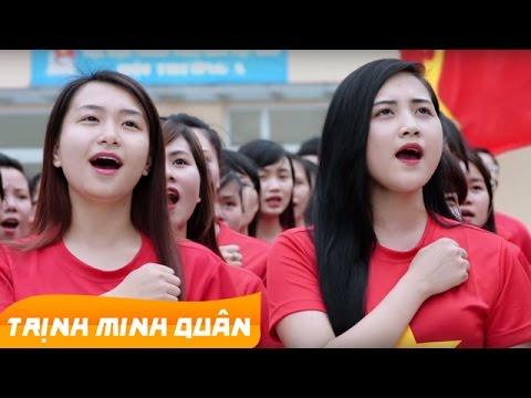 TIẾN QUÂN CA – Quốc ca nước Công hòa xã hội chủ nghĩa Việt Nam ( 2014 )  FULL HD-