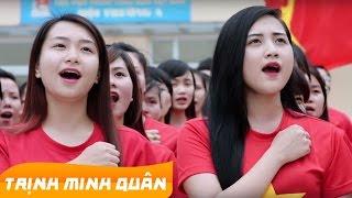 TIẾN QUÂN CA - Quốc ca nước Công hòa xã hội chủ nghĩa Việt Nam ( 2014 )  FULL HD-