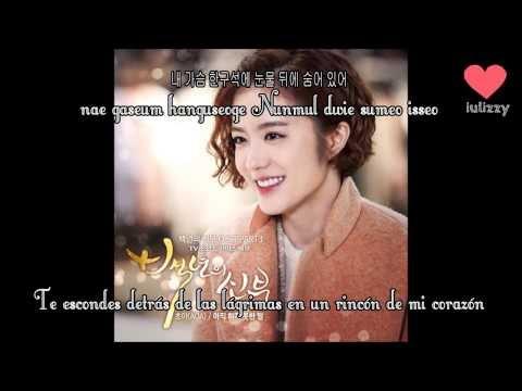 [Sub Español] Choa - Words I Couldn't Say Yet (아직 하지 못한 말) Bride Of The Century OST [+ Rom + Han]